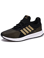 Men's Shoes Tulle Outdoor / Athletic / Casual Fashion Sneakers Outdoor / Athletic / Black and
