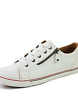 Men's Shoes Casual Canvas Fashion Sneakers Blue / Black / White