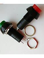 PBS-11b sin auto reinicio del bloqueo abierta 12 mm agujero redondo interruptor de llave