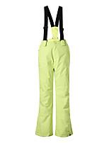 Gsou Snow Boy Girl Children Straps Ski Pants  / Windproof  Breathable Pants/Double Snowboard Pants