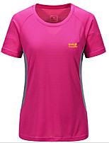 TINKOFF SAXO Unisex Cycling Tops Short Sleeve Bike Spring / Summer / Autumn Breathable