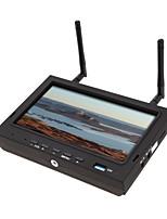SKYRC RX702 schermo FPV / Ricevitore / parti accessori RC quadcopter / Drones / RC Aeroplani Nero pet