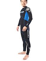 Others Unisex Diving Suits Diving Suit Compression Wetsuits 2.5 to 2.9 mm Blue XS / S / M / L / XL / XXL Diving