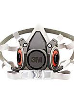 3m-6200 de media máscara de la máscara de polvo del respirador