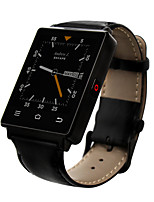 NO.1 D6 3G Andriod 5.1 Smartwatch, GPS/Heart Rate Monitor/Sleep Tracker
