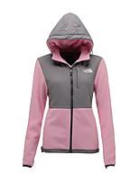 The North Face Women's Denali Fleece Hoodie Jacket Outdoor Sports Trekking Running Zipper Jackets