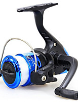 Baitcast Reels 5.1:1 12 Ball Bearings Exchangable Sea Fishing / Bait Casting / Freshwater Fishing-Baitcast Reels other
