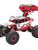 Buggy (Off-road) HB Hummer 1:20 Brushless Electric RC Car Red / Green / Blue Ready-to-go