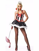Cosplay-Noir-Costumes de cosplay-Alice au Pays des Merveilles- pourFéminin