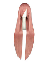 VOCALOID-lukA Pink 40inch Anime Cosplay Wig CS-035G