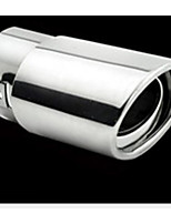 7610 Automobile Tail Pipe Tail Pipe Automobile Exhaust Pipe Muffler Modified Stainless Steel Tail Pipes 12-3A \ 930