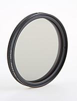 orsda® nd2-400 58mm revêtue (16 couches) de filtre réglable fmc