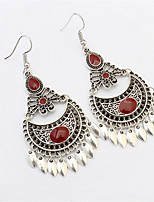 Stylish Atmosphere Crescent Earrings