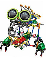LOZ big eyes robot science puzzle Shapeshifter plastic Variety electric blocks