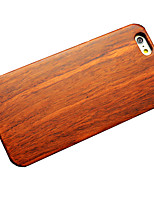 Per Custodia iPhone 6 / Custodia iPhone 6 Plus Other Custodia Custodia posteriore Custodia Simil-legno Resistente LegnoiPhone 6s Plus/6