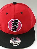 Girls / Boys Hats & Caps,All Seasons Cotton Black / Blue / Red