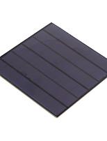 4.5W 6v домашнее животное ламинированные монокристаллического кремния панели солнечных батарей солнечной для поделок (sw4506)