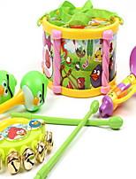 Intelligent Children Musical Instrument Mini Musical Instrument Jazz Drum