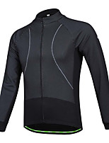 Cheji Cycling Tops / Bottoms Men's Breathable / Sweat-wicking Long Sleeve Bike High Elasticity