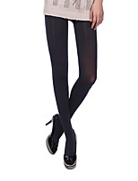 Women's  120D velvet and crotch pantyhose