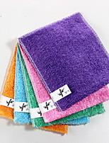 Charcoal Fiber Dishcloth (Random Color)