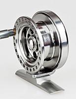 Molinetes Rotativos 5.2/1 0 Rolamentos Trocável Isco de Arremesso / Pesca Geral-0 Yumores