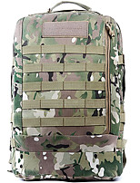 10 L Backpack Multifunctional Army Green Nylon
