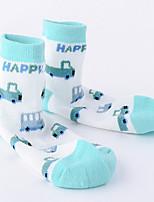 Girls / Boys Socks & Stockings,All Seasons Blue / Yellow / Beige / Gray