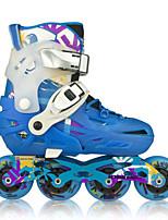 Zapatos Zapatillas de patinaje Tul / PU Azul / Rosa Unisex