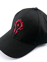 World Of Warcraft  Solar Cap Black Terylene Hat/Cap