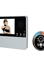 The New Intelligent Video Doorphone Monitor, Monitor, Monitor Video Intercom Doorbell