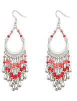 Bohemian Fashion Crescent Earrings