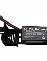UDI RC Accessories UDI RC U818S Battery / Parts Accessories RC Airplanes / RC Quadcopters Black PET