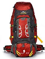 55 L Backpack  Rucksack Camping & Hiking  Climbing  Traveling Outdoor  Leisure SportsWaterproof  Heat Insulation