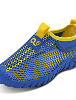 Boy's / Girl's / Unisex Sneakers Spring / Summer / Fall Comfort / Round Toe / Flats Tulle Outdoor / Casual Slip-on Blue / Green