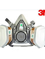 3m6200 Mask Seven Pieces Painting Mask Respirator Labor Supplies Wholesale