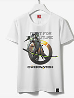Inspired by Overwatch GENJI Cotton T-shirt