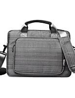 Gearmax® 13inch Waterproof Handheld Laptop Case/Bag Solid Color Gray