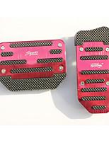 listras carro pedais piloto automático / pedal do travão / pedal do acelerador