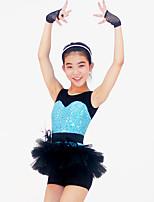 Dance Accessories Fingerless Wrist Length Fish Net Gloves Night Ball Gloves Actives Gloves