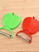 Multifunction Fruit Peeler Fold Portable Kitchen Gadget Grater & Peeler(Random Colour)
