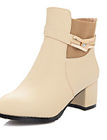 Women's Shoes Spring / Fall / Winter Heels / Riding Boots Boots Office & Career / Dress / Casual Chunky /L4-9