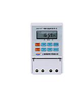 KG316T-h 220v interruptor temporizado microordenador calle inteligente interruptor de control de la luz