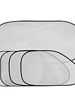 Aislamiento plata sol anti-UV sombrilla del coche
