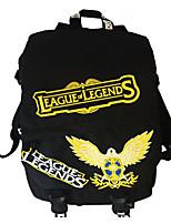 Cartoon League of Legends Canvas Backpack