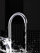 Kitchen Stainless Steel Sink Hot And Cold Water Faucet Of Full Copper