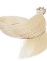 neitsi 24inch 25g fusione dritto capovolgo bastone remy dei capelli