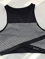 Running Tank Women's Quick Dry / Sweat-wicking Running Sports Sports Wear Black