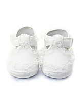 Baby Shoes Outdoor / Dress / Casual Cotton Flats White