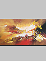 Hand Painted Modern Abstract Oil Paintings On Canvas Wall Art Picture With Stretched Frame Ready To Hang 70x140cm
